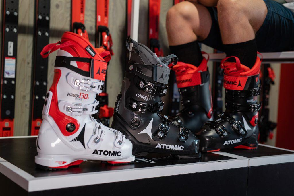 Perfect ski boots: Atomic Hawx